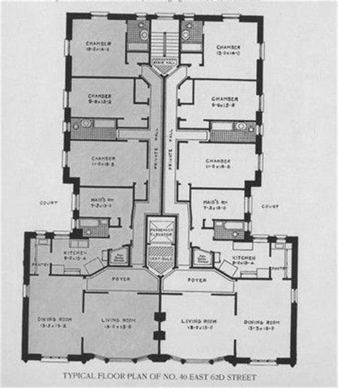 symmetrical floor plans 612 best apartment floor plans images on pinterest