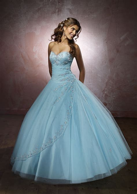 Colored Wedding Gown by Blue Colored Wedding Dress Sang Maestro