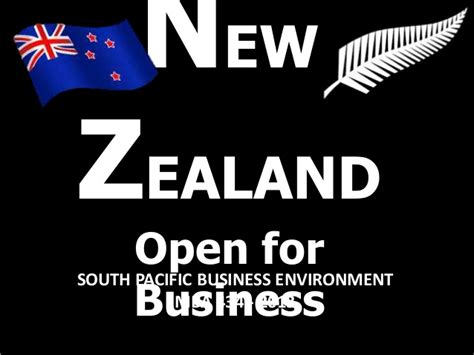 Mba Nz by New Zealand Country Economy Analysis