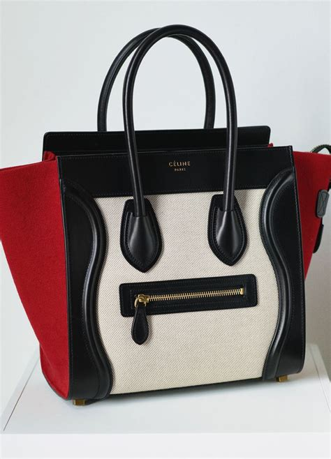 Price Upon Request by Price Upon Request That Scares Me Micro Luggage Handbag