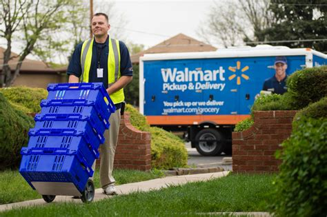 wal mart delivery to your fridge and pantry american grit