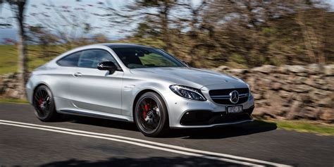 2017 mercedes amg c63 s coupe review caradvice