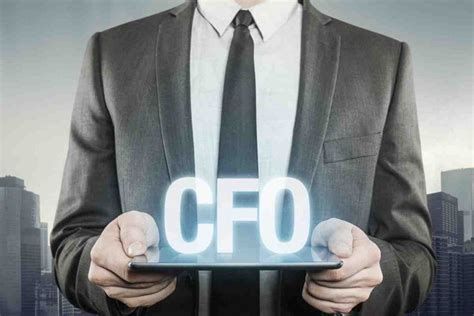 Chief Financial Officer high paying careers in finance and economy mail