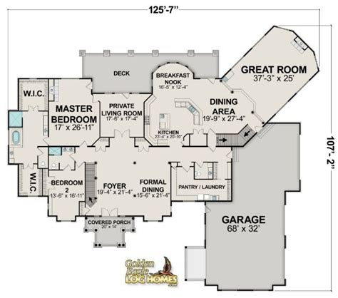 great kitchen floor plans 25 best ideas about log cabin floor plans on pinterest cabin floor plans log cabin plans and