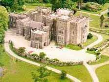 Haunted Donegal markree castle hotel in sligo ireland said to be haunted