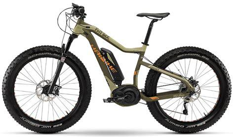Haibike xDuro FatSix Fat Bike 2015 Bosch