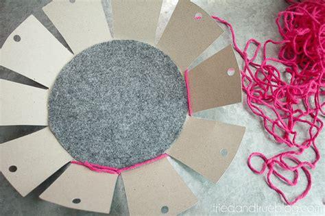 Card Weaving Templates by Easy Cardboard Basket Weaving Tried True