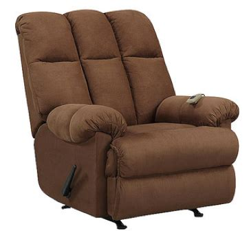 padded massage rocker recliner multiple colors best offer deals furniture