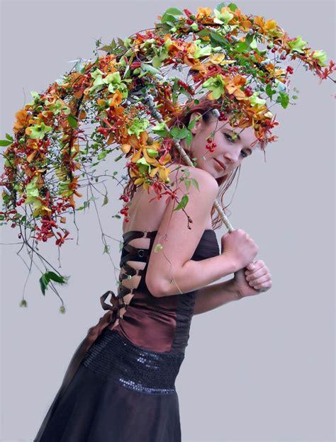 flower design umbrellas 337 best modern floral art images on pinterest