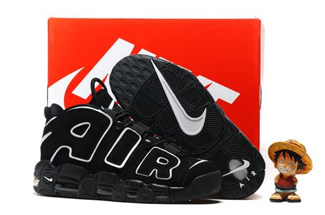 Nike Air Uptempo Black White 2016 2016 nike air more uptempo black white newest yeezy
