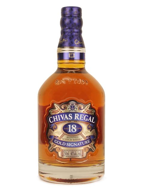 Regal Gold chivas regal gold signature 18 year oaksliquors
