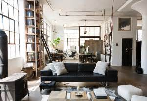 Industrial Style Loft by Home And Decoration 187 Archive 187 Industrial Design