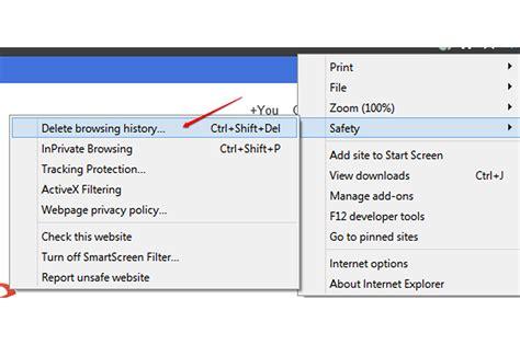Browser History Delete Bing | how to delete bing history techwalla com