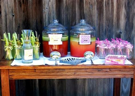 Baby Shower Setup Pictures by Quot Jungle Fever Quot Baby Shower Guest Feature Celebrations