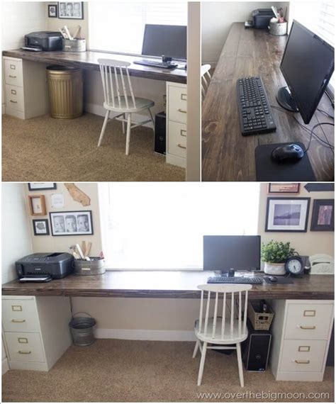 Computer Desk Designs Diy 23 Diy Computer Desk Ideas That Make More Spirit Work Diy Computer Desk Desks And Wall