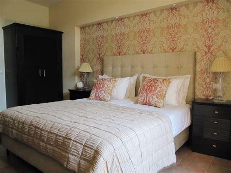 houzz bedroom wallpaper designing home wallpaper as an accent