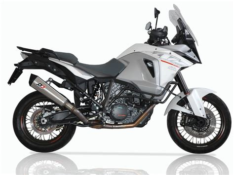 Ktm Exhaust Ktm 1290 Superadventure Slip On Qd Exhaust