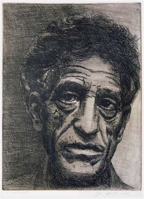 portraits berger on artists books file alberto giacometti etching author jan hlad 237 k 2002