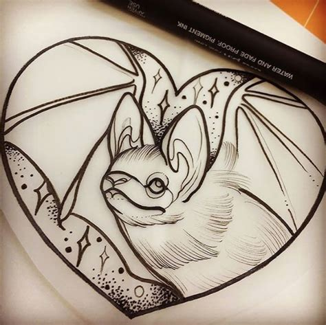 ohhhhh i adore bats kickass tattoo ideas pinterest