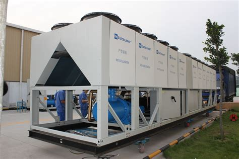 What Is A Chiller Air Conditioning System by Large Air Flow R134a 939 9 Kw Air Cooled Water Chiller For