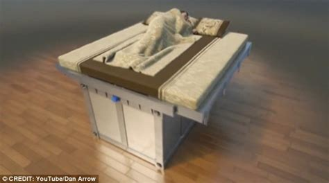 earthquake bed this earthquake survival bed can save your life if the