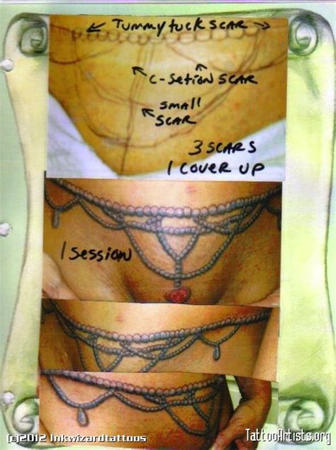 tattoos to cover tummy tuck scars tummy tuck section tummy tuck small scar all