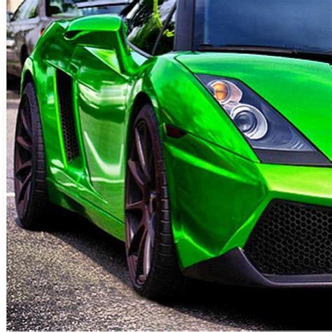 Metallic Green Lamborghini Up Of A Metallic Green Green With Envy
