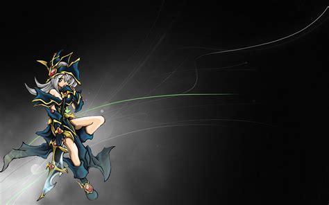 dark yugi wallpaper dark magician wallpaper wallpapersafari