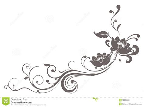 lotus flower pattern stock illustration image of