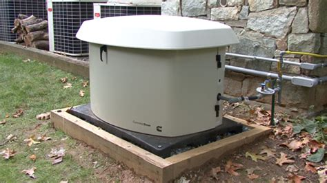 selecting a standby generator for your needs monkeysee