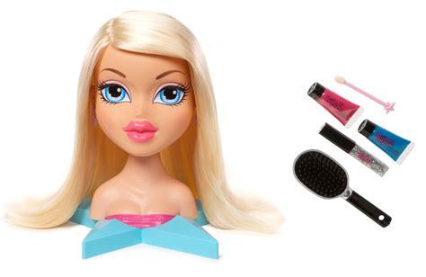 Bratz Hair Style Doll by Bratz Styling Cloe