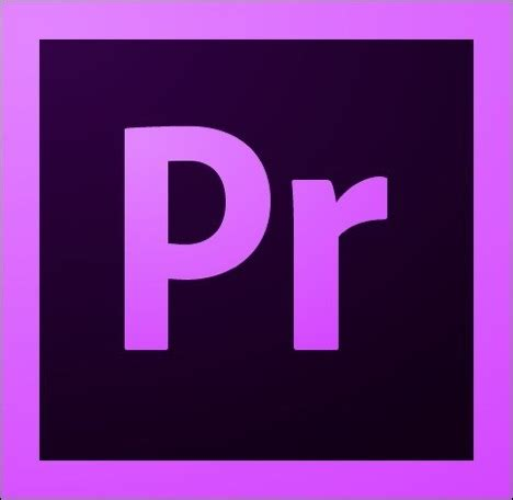 adobe premiere pro logo max s for digital media