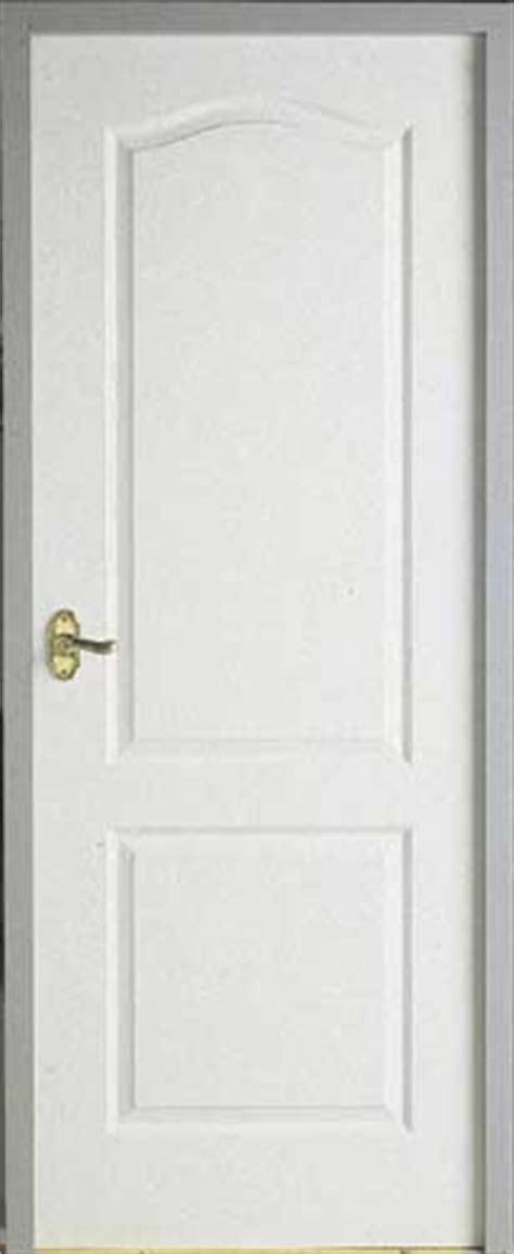 Classique Interior Doors 2 Panel Arched Textured White Primed Door