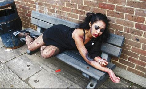 Heroine Addicts Going To Detox Storied by Heroin Addicts Pictures 2 Abuse