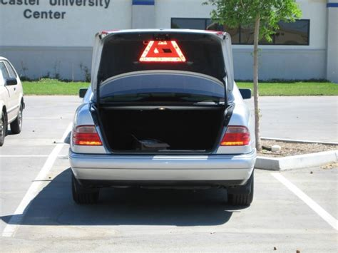 official mercedes parts official trunk triangle club thread page 9 peachparts