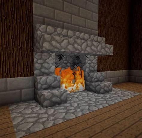 9 fireplace ideas minecraft building inc