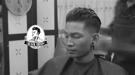 what name of the haircut g eazy get g eazy inspired haircut tutorial by blacksheep barber