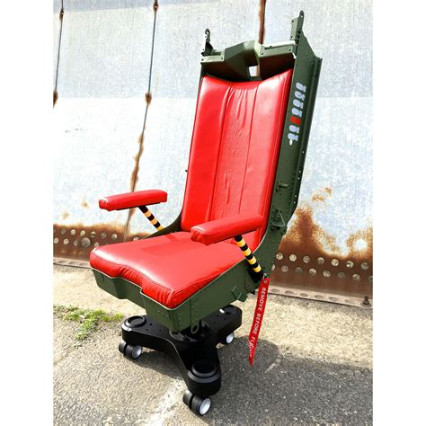 Ejection Seat Office Chair by B 52 Ejection Seat Office Chair Air To Ground Design