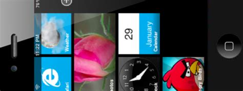 give your iphone an ios 7 makeover with this new theme give your iphone a windows phone 7 makeover