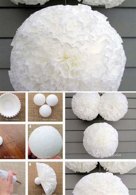 home made decoration ideas 22 insanely creative low cost diy decorating ideas for your baby shower