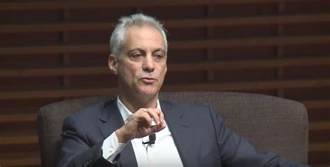 Stanford Mba Chicago by Rahm Tells A Few Like Whoppers In His Stanford Talk