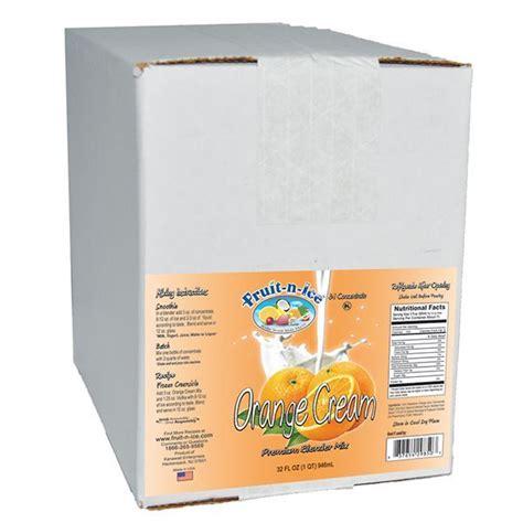 Mixy Blender Orange class beverage fruit n blender mix orange