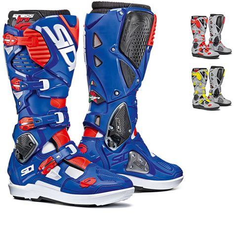 Sidi Crossfire 3 Srs Motocross Boots Motocross Boots