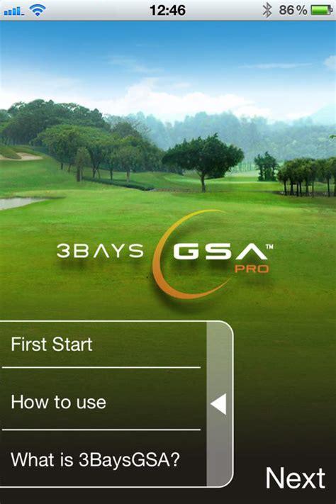 gsa golf swing analyzer 3bays gsa swing analyzer by 3bays golf golf training aids
