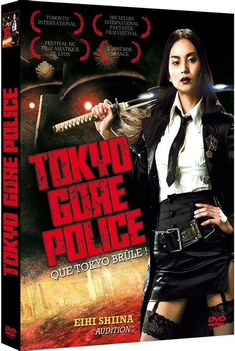 anime genre action gore tokyo gore police asie 2008 manga news