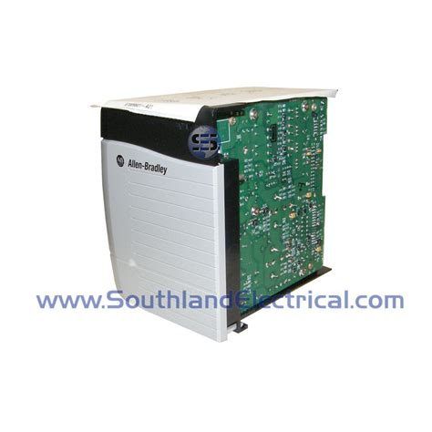 1756 Pa72 Plc Ab Allen Bradley Controllogix Power Supply controllogix allen bradley programmable logic controls