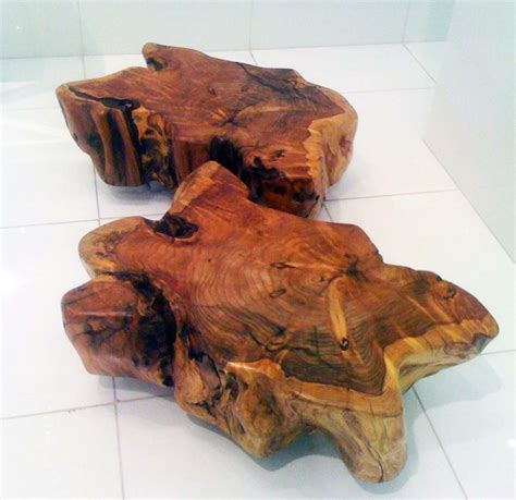 Wood Stump Coffee Table Custom Made Wood Stump Tables Coffee Tables New York By Custom Made Wood Furniture