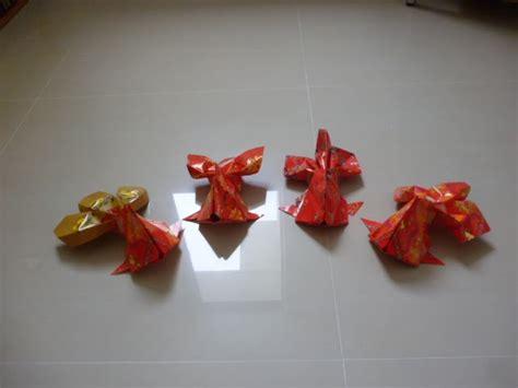 new year diy goldfish gfscorner 金鱼堂 new year 2014 packet diy