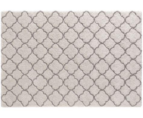 teppiche bilder hochflor teppich in grau und creme gt gt westwingnow