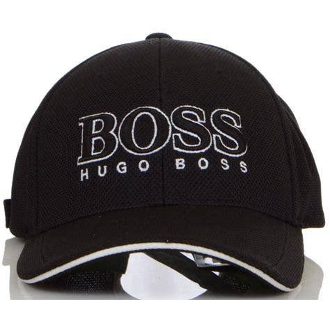 Paolo Moschino by Hugo Boss Green Mesh Black Baseball Cap Hugo Boss Green